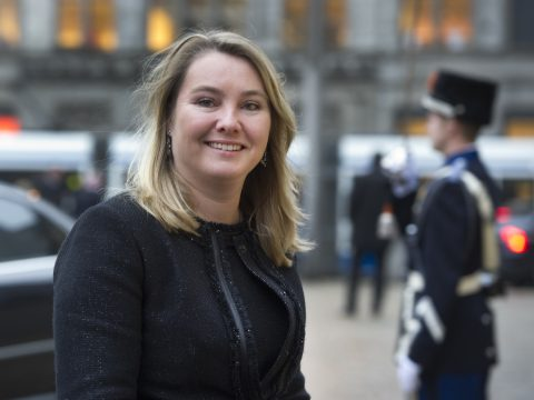 Melanie Schultz van Haegen, minister, Infrastructuur