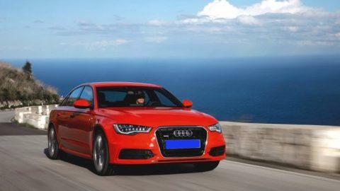 Audi, A6, taxi, 2.0 TDI
