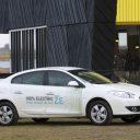 Renault Fluence ZE, elektrische auto, elektrisch, accu, taxi