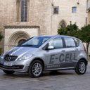 Mercedes, B-Klasse, E-CELL, elektrische auto, waterstof