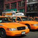New York, City, Cab, taxi