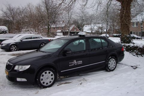 Taxi, Buter, Putten, taxicentrale