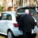 taxitestdag, Mercedes-Benz, B-Klasse, NGT, aardgas, 180