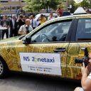NS Zonetaxi, taxi