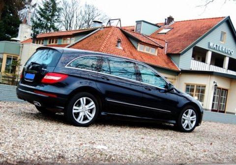 Mercedes, R-Klasse, taxi