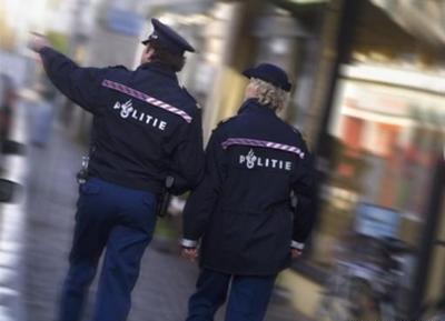 politieagent, zoektocht