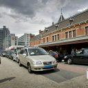 taxi, standplaats, zzp, Amsterdam, taxichauffeur