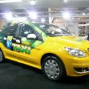Groene taxi, RTC, groengas