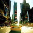 NYC-Cab, taxi, New York