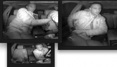 verdachte, taxi, overval, politie, taxichauffeur, camera, beelden