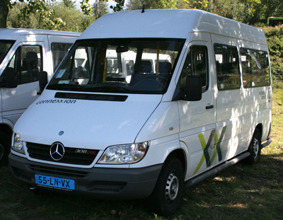 Connexxion, taxi, taxibus, leerlingenvervoer