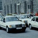 Mercedes, taxi, Duitsland, E-type