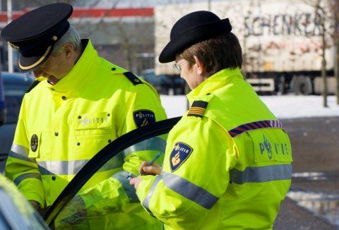 politiecontrole, agent