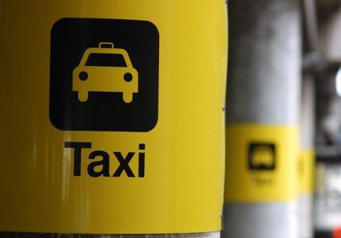taxistandplaats, taxi