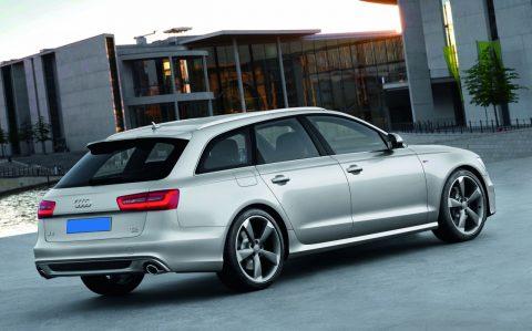 Audi, a6, avant