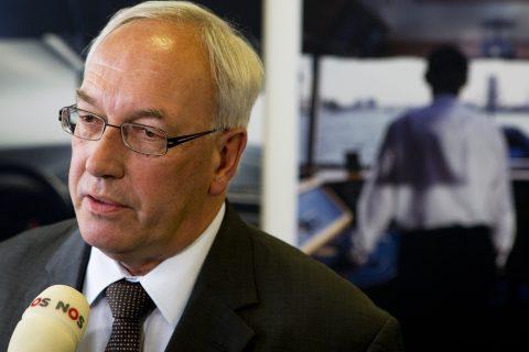Jan Zaaijer, Voorziter, KNV Taxi