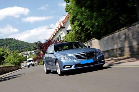 Mercedes-Benz, E-Klasse
