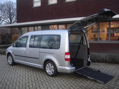 taxi, ziekenhuis, rolstoeltaxi