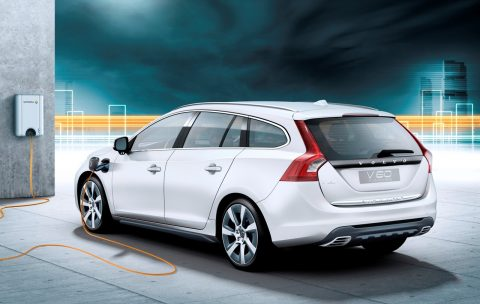 Volvo, V60, Plugin-hybrid, diesel, hybride