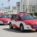 BYD e6 taxi, elektrische taxi