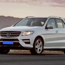 Mercedes-Benz, M-Klasse