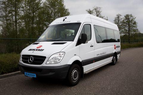 Munckhof, taxi, Mercedes, Sprinter
