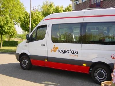 regiotaxi, Limburg