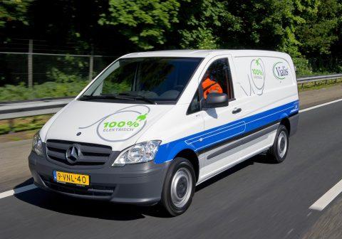 Mercedes-Benz, Vito, elektrisch, E-CELL
