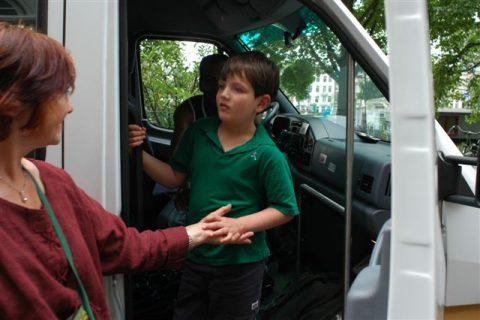 schoolvervoer, schooltaxi, leerlingenvervoer