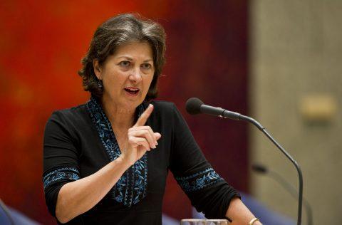 Staatssecretaris Marlies Veldhuijzen van Zanten (VWS)