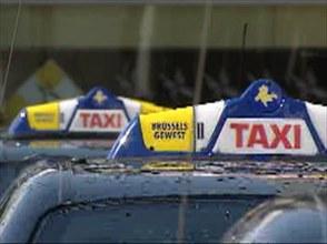 taxi Brussel, daklicht
