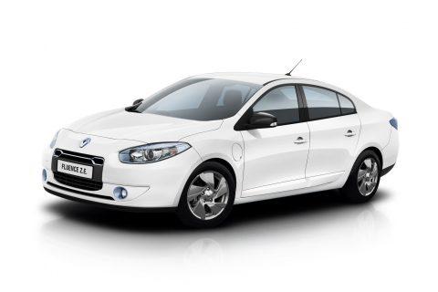 Renault Fluence ZE, elektrische auto