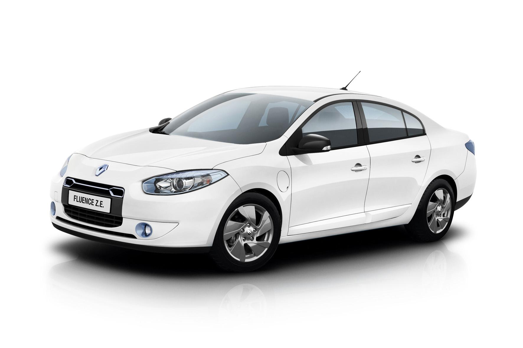 Renault Fluence Ze Elektrische Auto Taxipro