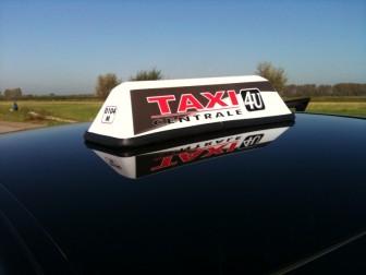 TC4U, Taxicentrale, daklicht, taxi, Amsterdam
