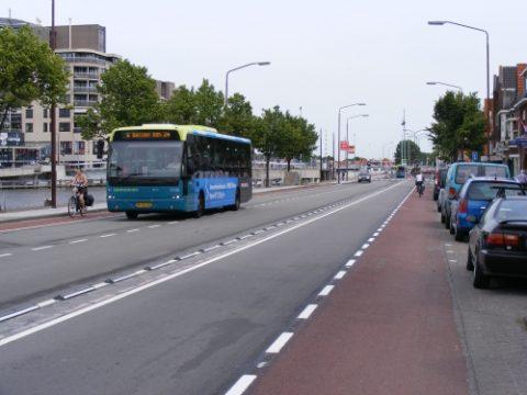 busbaan, alkmaar
