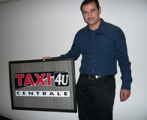 Taxicentrale 4U, taxi, Mekki Aulad Ahmed, Amsterdam