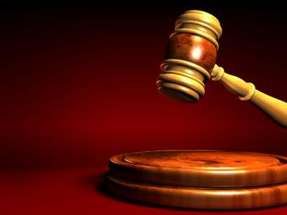 rechtbank, uitspraak