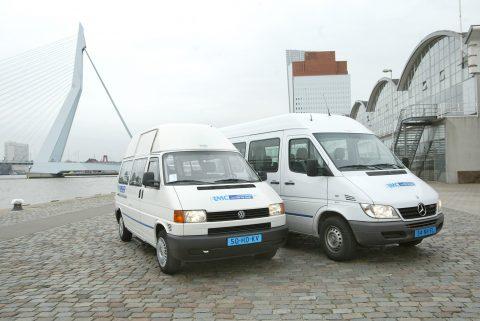 RMC, taxibussen, Kaapverdie