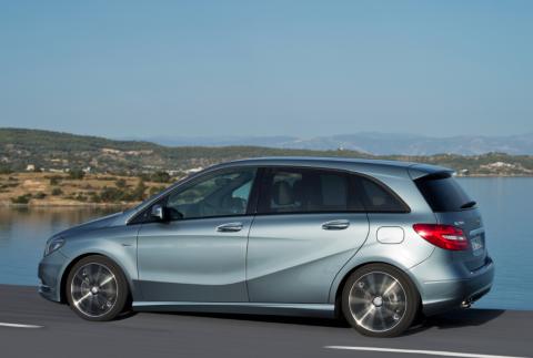 Mercedes-Benz, B-Klasse, nieuw
