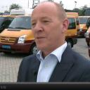 Maarten van Driel, Vervoerservice Van Driel, taxi-ondernemer