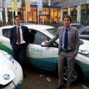 Taxi-E, Ruud Zandvliet, Edvard Hendriksen, elektrische taxi