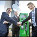 Opening, BP, snellader, GreenCab, George Jansen
