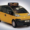 Karsan, taxi, voertuig