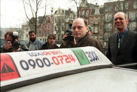 Taxi, Direkt, Amsterdam, wethouder, Frank Kohler
