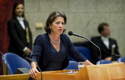 Staatssecretaris, Veldhuijzen van Zanten, VWS