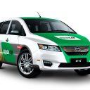 GreenCab, BYD, elektrische taxi