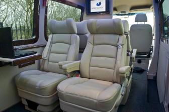 VIP-bus, Verstraaten, Business Travel