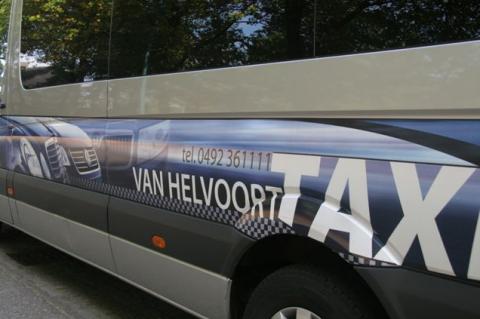 Van Helvoort, taxi, taxibedrijf, taxibus