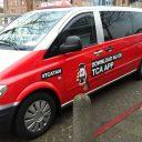 TCA, taxi, bestellen, app, smarthpone, taxibus
