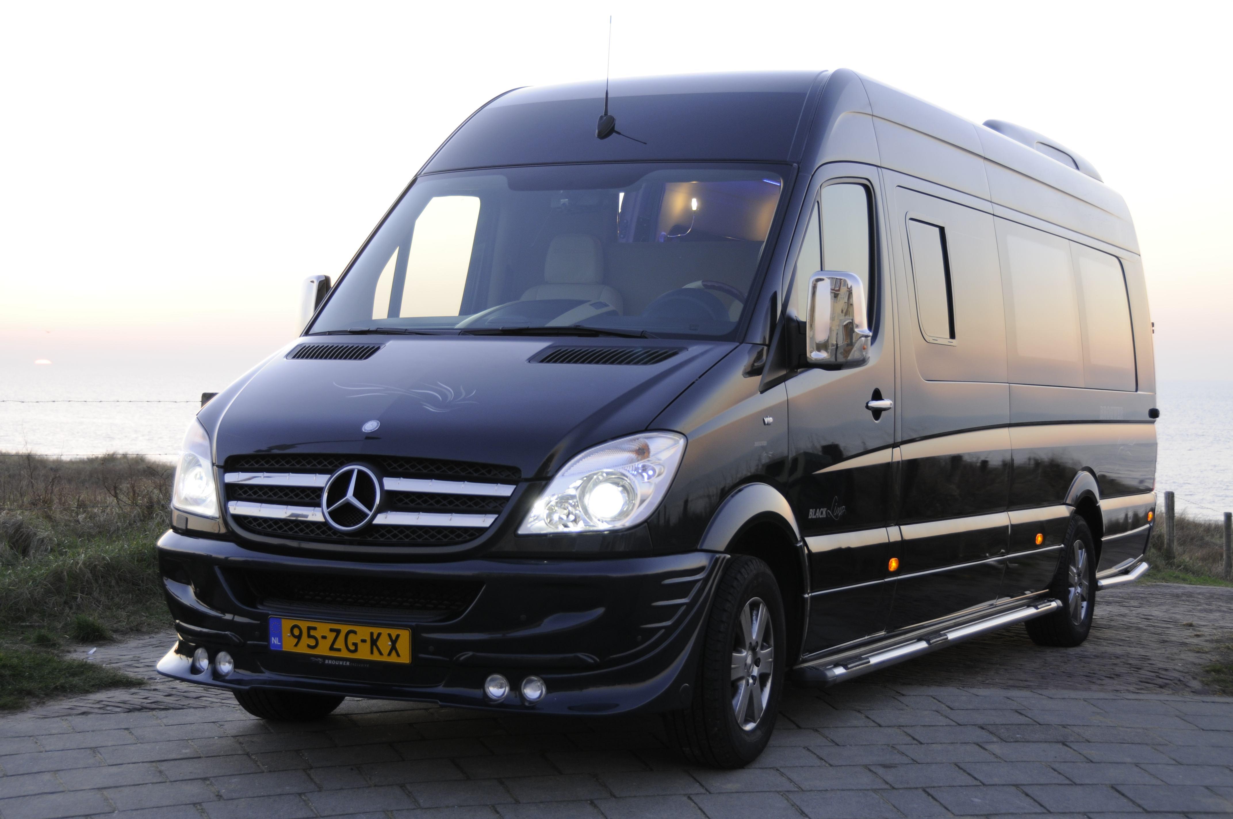 Nieuwe 7G-TRONIC automaat op Mercedes-Benz Sprinter | TaxiPro